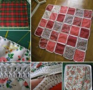 Kırkyama Battaniye Yapımı 5