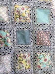 Kırkyama Battaniye Yapımı 8