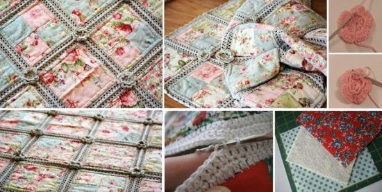 Kırkyama Battaniye Yapımı Mimuu Com