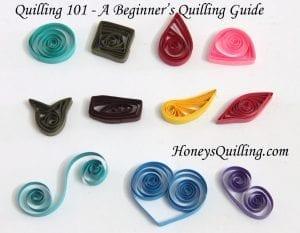 Kolay Quilling Nasıl Yapılır ve Teknikleri