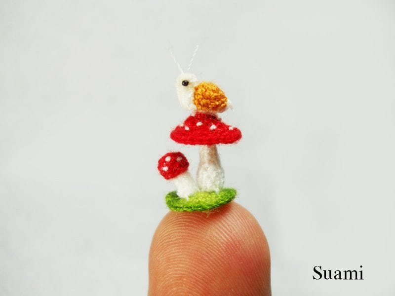 Minik Amigurumi Oyuncak Modelleri 81