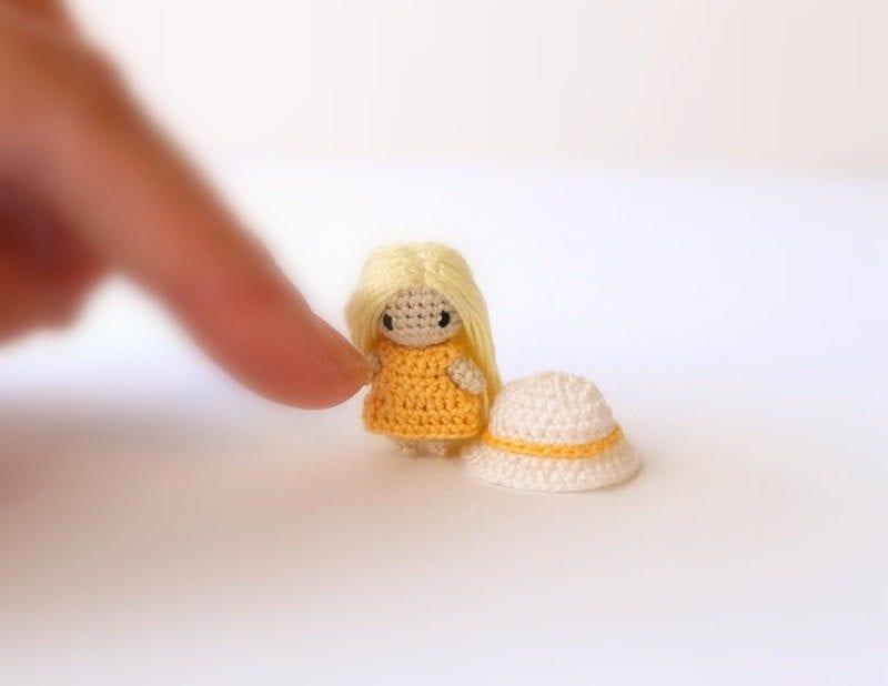 Amigurumi Örgü Minik Bebek Biblo Modeli Yapılışı ( Anlatımlı ... | 618x800
