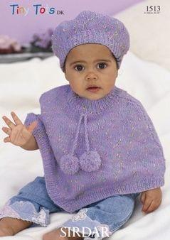 Örgü Bebek Panço Modelleri ve Örnekleri 100