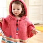 Örgü Bebek Panço Modelleri ve Örnekleri 114