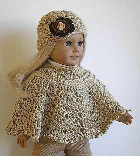 Örgü Bebek Panço Modelleri ve Örnekleri 124