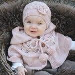 Örgü Bebek Panço Modelleri ve Örnekleri 128