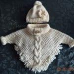 Örgü Bebek Panço Modelleri ve Örnekleri 44