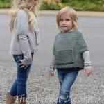 Örgü Bebek Panço Modelleri ve Örnekleri 98