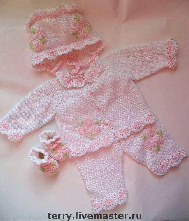 örgü bebek takımları ve giysi modelleri 3