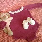 örgü bebek takımları ve modelleri 15
