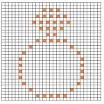 Popcorn Örgü Battaniye Şemaları 1