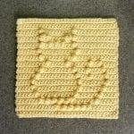 Popcorn Örgü Battaniye Şemaları 52