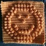 Popcorn Örgü Battaniye Şemaları 65