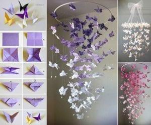 Videolu, Plastik Şişeden Kelebek Yapımı 2