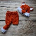 Yeni Doğan Örgü Bebek Kostümleri ve Giysileri 10