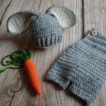 Yeni Doğan Örgü Bebek Kostümleri ve Giysileri 11