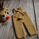 Yeni Doğan Örgü Bebek Kostümleri ve Giysileri 17