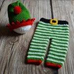Yeni Doğan Örgü Bebek Kostümleri ve Giysileri 18