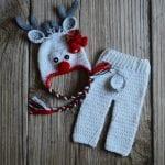 Yeni Doğan Örgü Bebek Kostümleri ve Giysileri 22