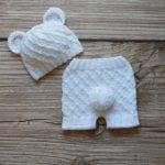 Yeni Doğan Örgü Bebek Kostümleri ve Giysileri 3