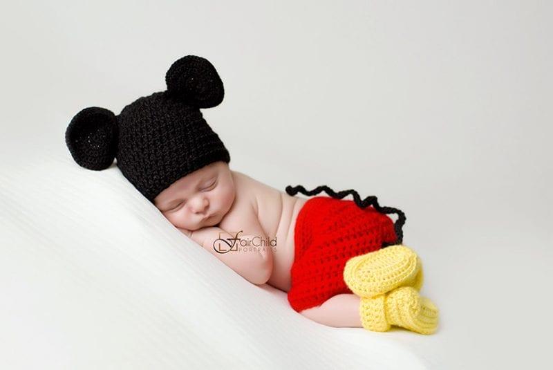 Yeni Doğan Örgü Bebek Kostümleri ve Giysileri 5
