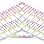 Zikzak Battaniye Şemaları 13