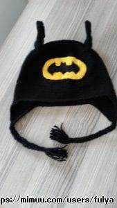 Batman Çocuk Bere