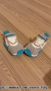 Bebek Nike Patik