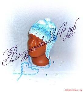 Bebek Örgü Şapka Yapılışı 28