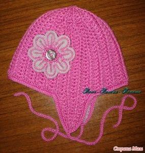Bebek Örgü Şapka Yapılışı 29