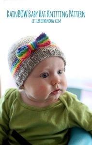 Bebek Şapka Modelleri Resimli Anlatım 14