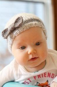 Bebek Şapka Modelleri Resimli Anlatım