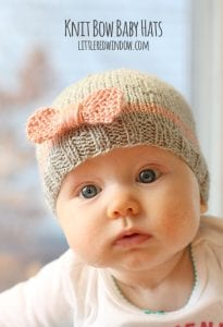 Bebek Şapka Modelleri Resimli Anlatım 1