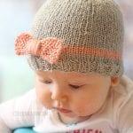 Bebek Şapka Modelleri Resimli Anlatım 2