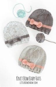 Bebek Şapka Modelleri Resimli Anlatım 4
