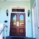 Dekoratif Dış Kapı Modelleri ve Fikirleri 9