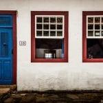 Dekoratif Dış Kapı Modelleri ve Fikirleri 16