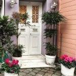 Dekoratif Dış Kapı Modelleri ve Fikirleri 20