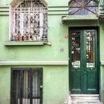Dekoratif Dış Kapı Modelleri ve Fikirleri 24