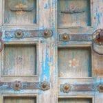 Dekoratif Dış Kapı Modelleri ve Fikirleri 28