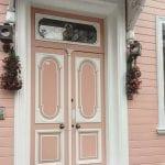 Dekoratif Dış Kapı Modelleri ve Fikirleri 29