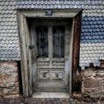 Dekoratif Dış Kapı Modelleri ve Fikirleri 35