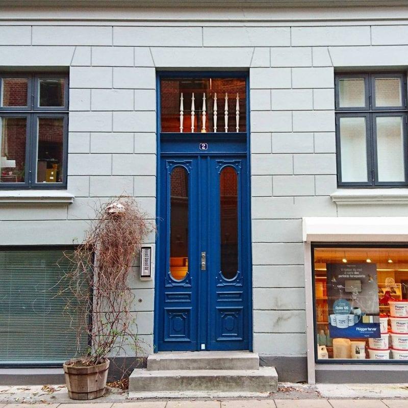 Dekoratif Dış Kapı Modelleri ve Fikirleri 36
