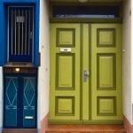 Dekoratif Dış Kapı Modelleri ve Fikirleri 38