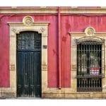 Dekoratif Dış Kapı Modelleri ve Fikirleri 40