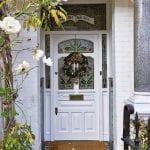 Dekoratif Dış Kapı Modelleri ve Fikirleri 43