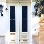 Dekoratif Dış Kapı Modelleri ve Fikirleri 45