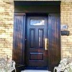 Dekoratif Dış Kapı Modelleri ve Fikirleri 47