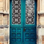 Dekoratif Dış Kapı Modelleri ve Fikirleri 4