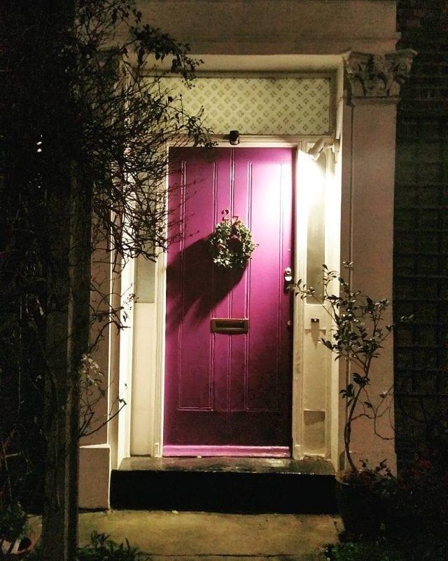 Dekoratif Dış Kapı Modelleri ve Fikirleri 49